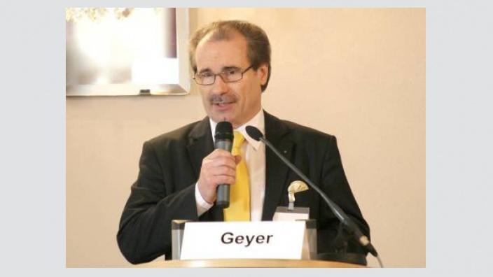 Josef A. Geyer